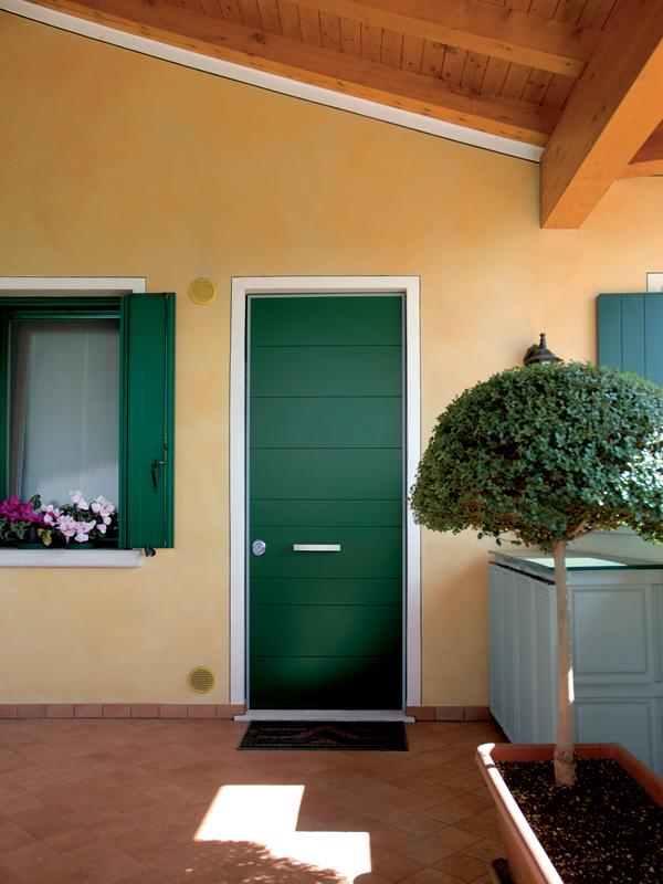 на заказ входная дверь в частный дом