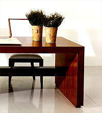 Новинки 2005 от ANNIBALE COLOMBO. Мебельная выставка SALONE DEL MOBILE 2005.
