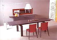 Новинки для дома от CATTELAN ITALIA. Мебельная выставка SALONE DEL MOBILE 2005.