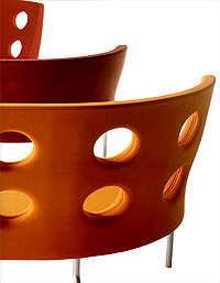 Яркие идеи от ALIAS. Мебельная выставка SALONE DEL MOBILE 2005.
