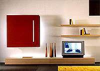 Новые концепции от ACERBIS. Мебельная выставка SALONE DEL MOBILE 2005.